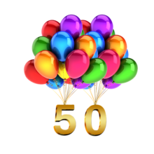 Celebrating Fifty