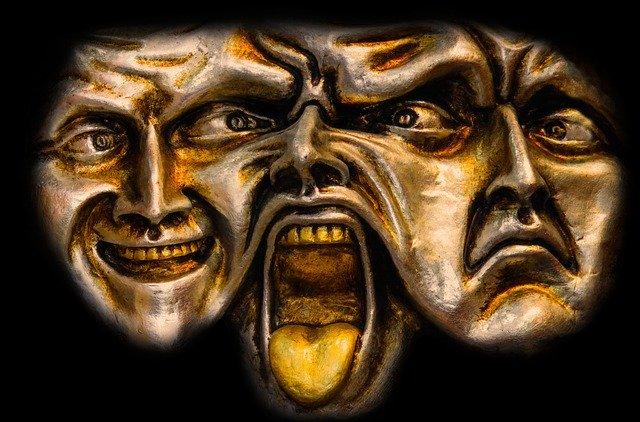 Three Faced