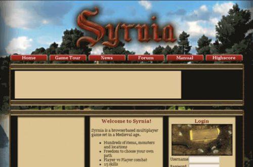Syrnia
