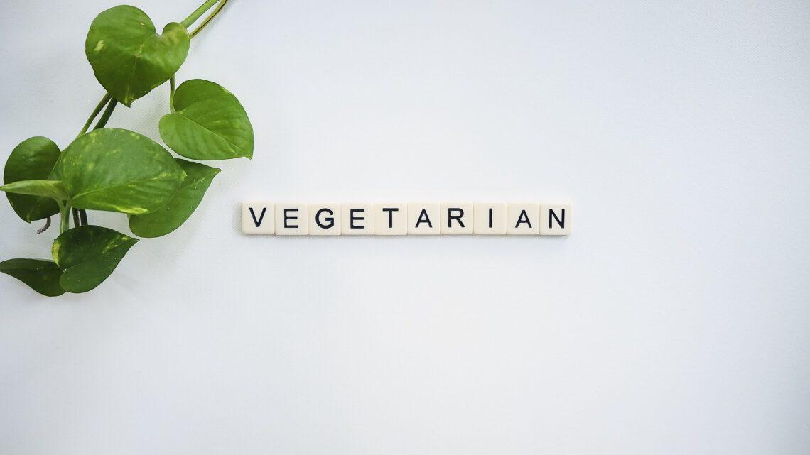 Vegetarian Word