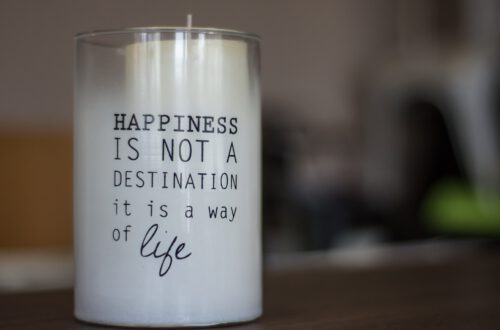 Candle Happiness