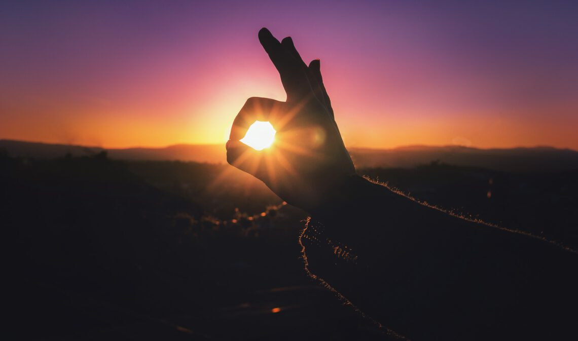 Sunset Ok