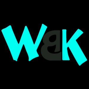 Cropped Words By Kim Logo