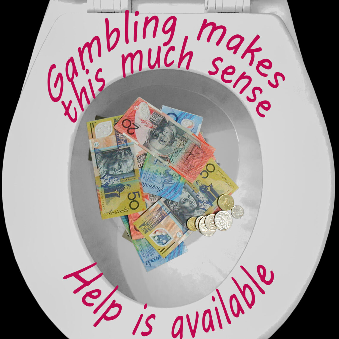 Toilet Flush Money
